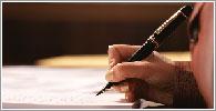 手書き代筆の【代筆代行サービス】サブメニューイメージ1