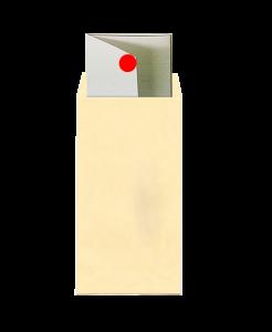 手紙を封筒に入れる-4
